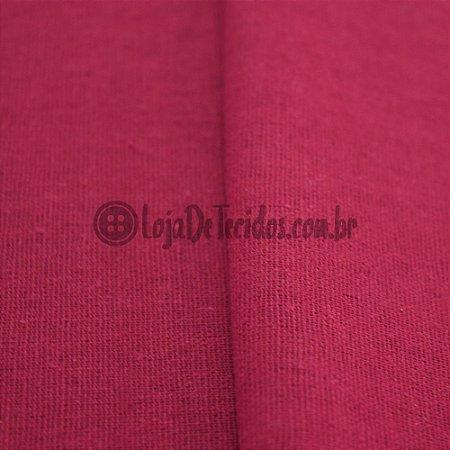 Linho com Viscose Pink 1,33m de Largura