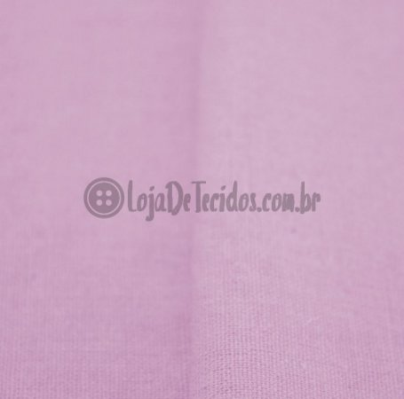 Linho Misto Rosa Bebê 1,40mt de Largura