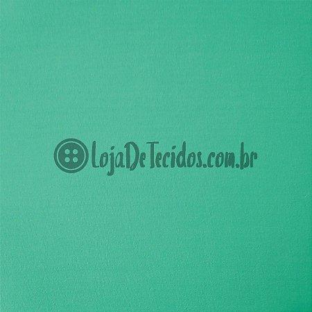 Viscolycra Liso Verde Bandeira 1,65m de Largura