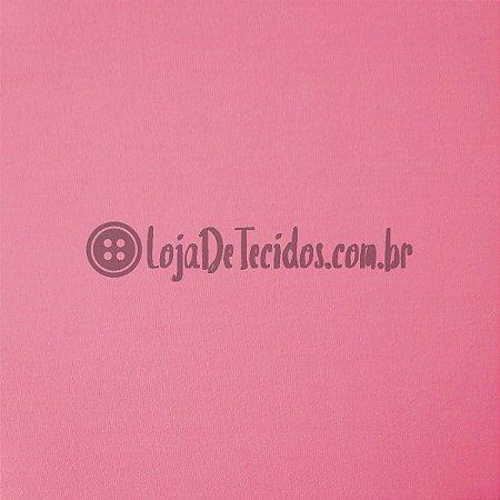 Viscolycra Liso Rosé Escuro 1,65m de Largura