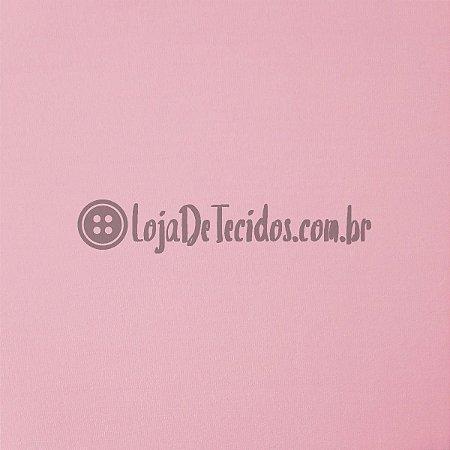 Viscolycra Liso Rosa Bebê 1,60mt de Largura