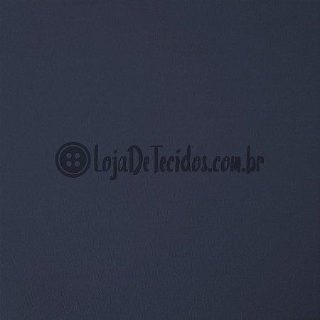 Viscolycra Liso Azul Marinho 1,60m de Largura