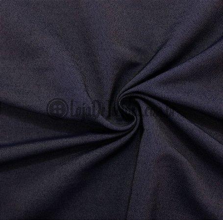 Tencel Azul Marinho 1.45mt de Largura