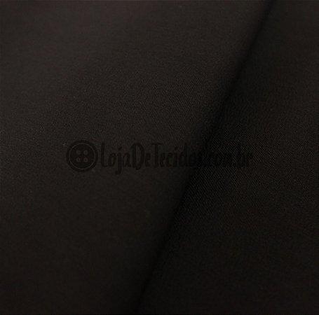 Jeans Preto 1,50mt de Largura