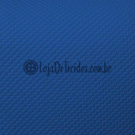 Malha Piquet Azul Royal 1,50m de Largura
