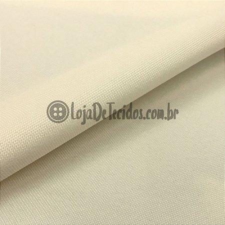 Oxford Liso Off-White 3m de Largura