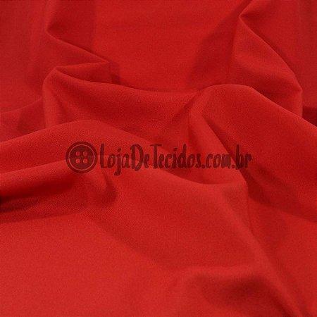 Oxford Liso Vermelho 3mt de Largura