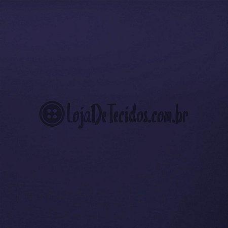 Suplex Tinto Azul Marinho 1,50m de Largura