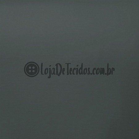 Suplex Tinto Cinza Chumbo 1,50m de Largura