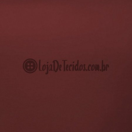 Suplex Tinto Vermelho Marsala 1,50m de Largura