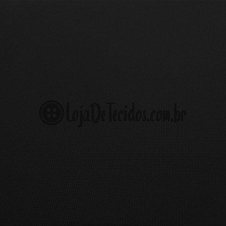 Liganete Liso Preto 1,50m de Largura