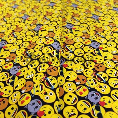 Tricoline Licenciado Tema Emojis
