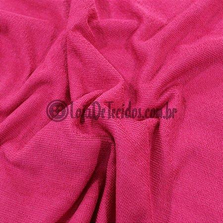 Atoalhado Microfibra Pink 1,40mt de Largura