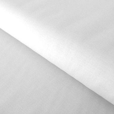Tricoline Liso Branco 1,50m de Largura