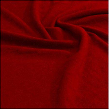 Soft Liso Vermelho 1,60mt de Largura