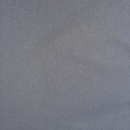 Malha 100% Algodão Cardada Liso Cinza Mescla (Largura Tubular 90cm - Total 1,80mt)