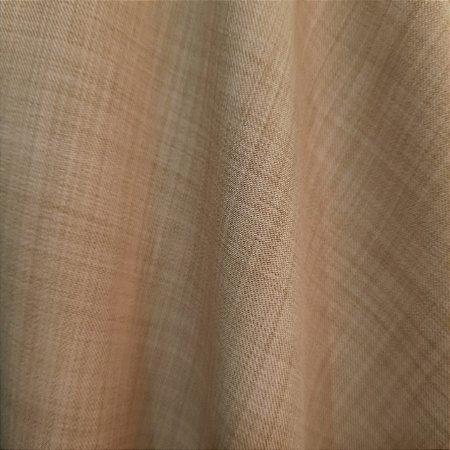 Crepe Armani Stretch Bege 1,50mt de Largura