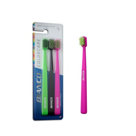 ESCOVA DENTAL BIANCO COLORCARE (3X1)