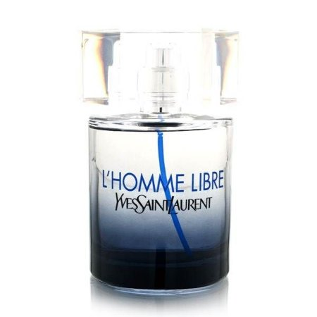 L'Homme Libre . Yves Saint Laurent . Eau de Toilette | Decanter