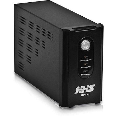 Nobreak Nhs Mini Ii 600Va/300W Bivolt