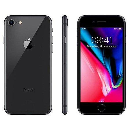 iPhone 8 Apple Cinza Espacial, 64GB Desbloqueado - MQ6G2BZ/A