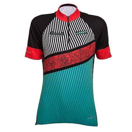 Camisa de Ciclismo Piemonte - Woom