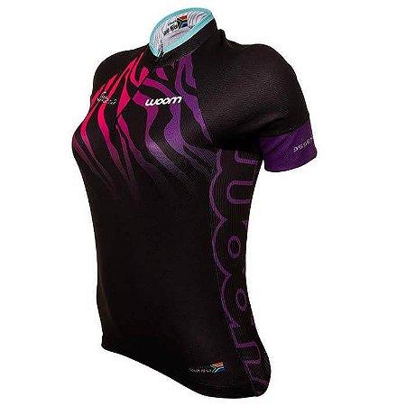 Camisa de Ciclismo Essence Savana - Woom