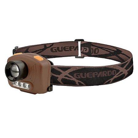 Lanterna de Cabeça Recarregável LED Sensor Light Guepardo