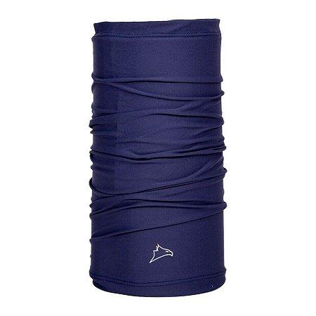 Bandana com Proteção Solar UPF50+ Dry Cool Marinho Conquista