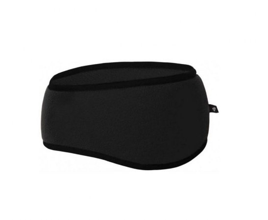 Headband Microfleece Solo Preto