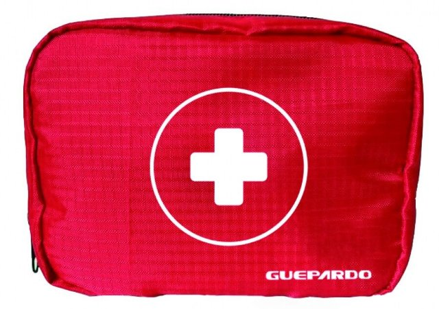 Estojo Primeiro Socorros First Aid Guepardo