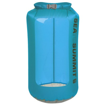 Saco Estanque Sea To Summit - Ultrasil View Dry Sack 35 Litros Azul