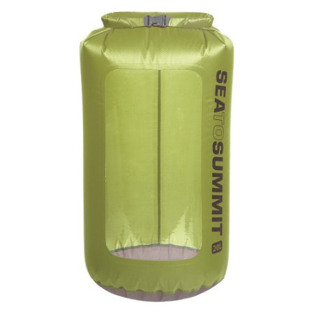 Saco Estanque Sea To Summit - Ultrasil View Dry Sack 20 Litros Verde