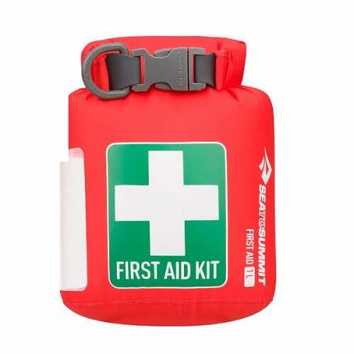 Saco Estanque Primeiro Socorros First Aid Dry Sack Overnight 3 Litros  - Sea To Summit
