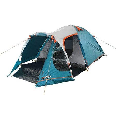 Barraca Camping Nautika Indy GT Impermeável 3/4 Pessoas