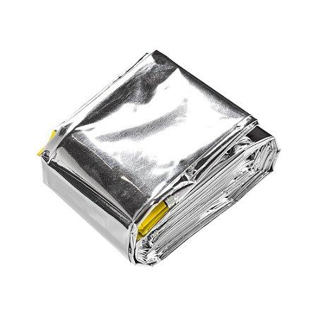 Saco de Dormir de Emergência de Alumínio Nautika