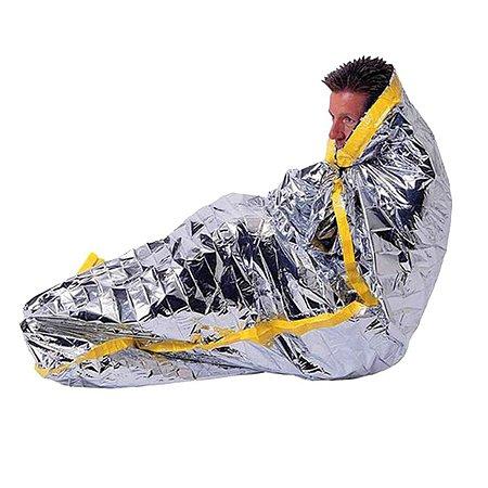 Saco de Dormir de Emergência Aluminio Guepardo