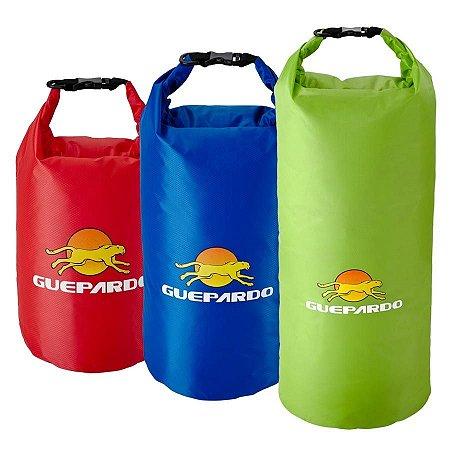 Saco Estanque Keep Dry (5,10,20 e 40 Litros) - Guepardo