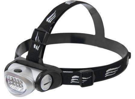 Lanterna de Cabeça Turbo LED Nautika