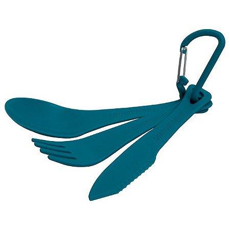 Kit Talheres Delta Cutlery Set Sea To Summit