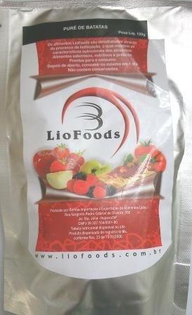 Purê de Batatas (4 porções) - Liofoods