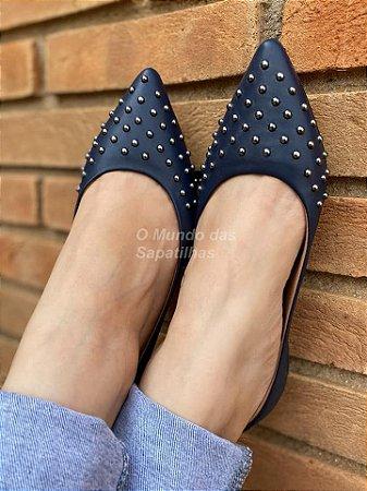 Sapatilha Azul Marinho Spike