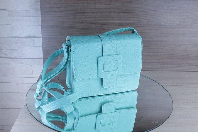 Bolsa Quadrada verde