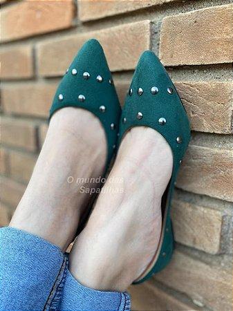 Sapatilha Verde Tachinhas