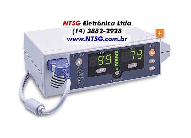 Oxímetro de Mesa Nellcor™ N-560 com Tecnologia OxiMax™