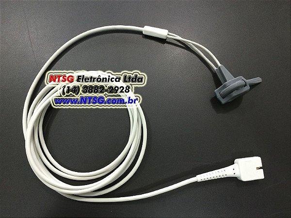 Sensor de Oximetria tipo Y Neonato para oxímetro Nonin PalmSat 2500