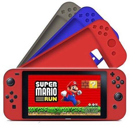 Case De Silicone Nintendo Switch Console