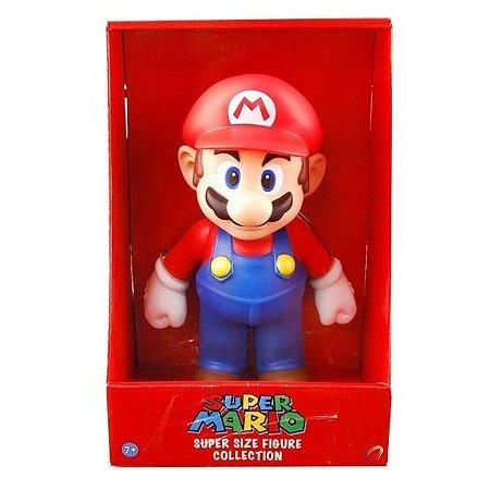 Bonecos Grandes 22cm - Super Mario Collection
