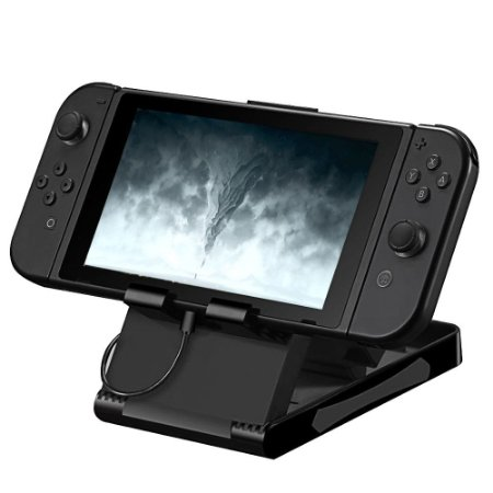 Base Stand Play Articulável Console Nintendo Switch