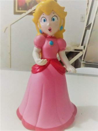 Bonecos Grandes Super Mario Collection- Princesa Peach